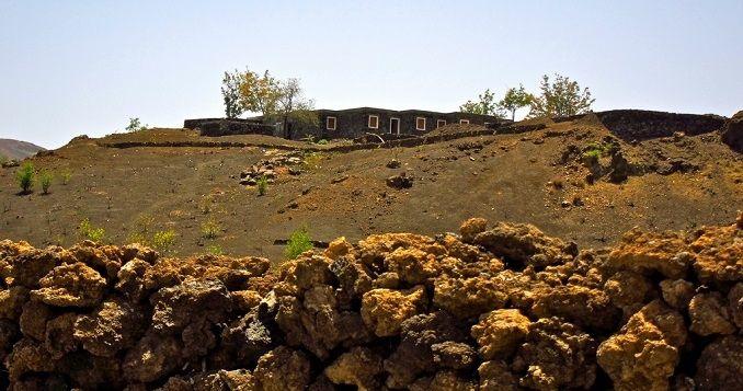 Cha das Caldeiras village