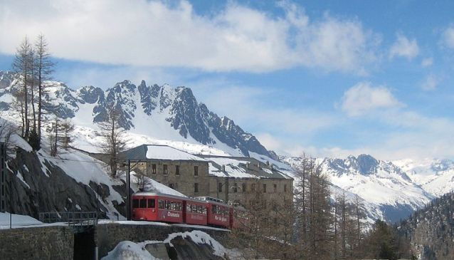 Chamonix Dominates Top Ten Tourist Sites