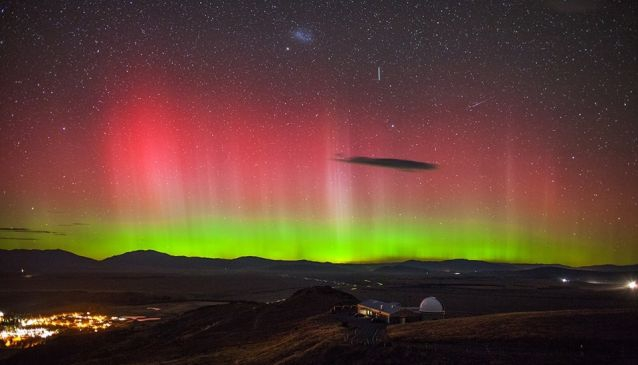 Stargazing and Giant Telescopes in Lake Tekapo