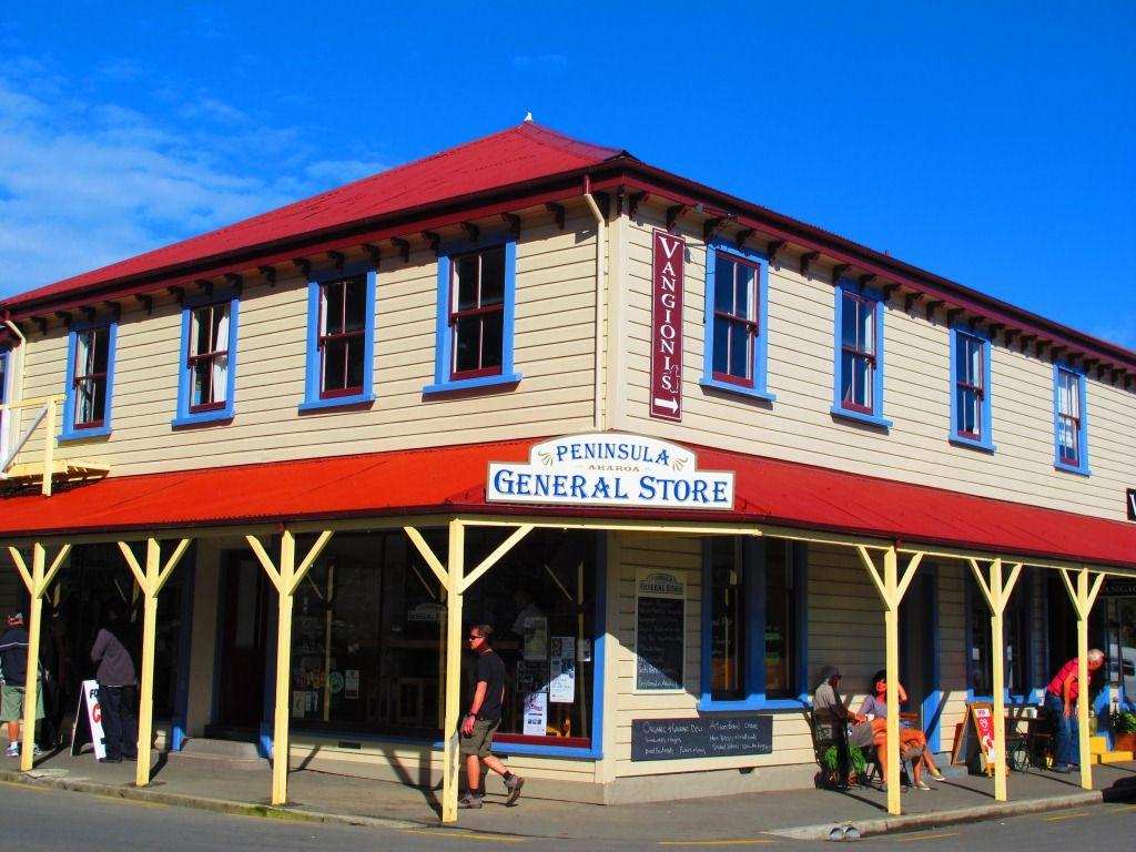 General Store, Akaroa