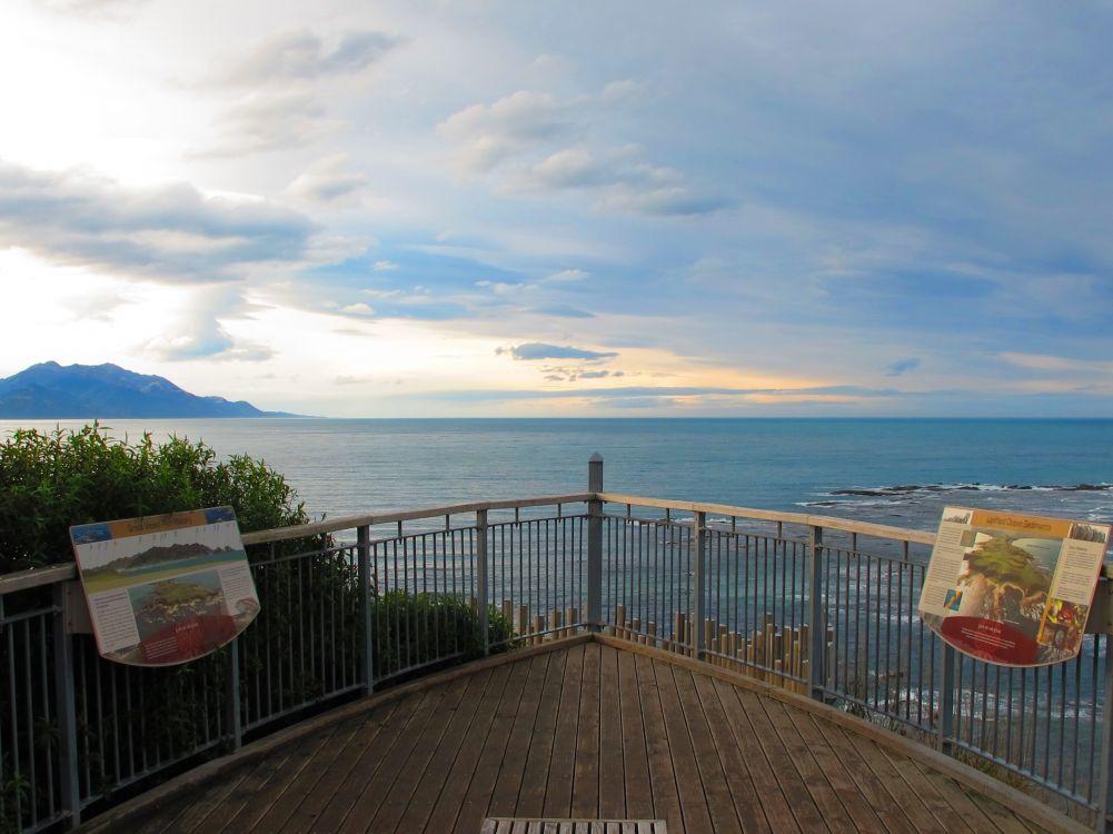 Scenic Lookout, Kaikoura