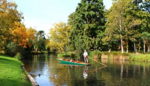 Avon River Punting