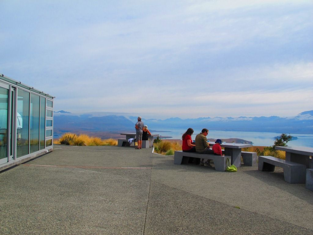 Astro Cafe, Mount John Observatory