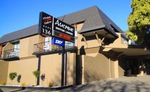 136 On Bealey Avenue Motel
