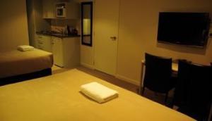 Alpha Motel Christchurch