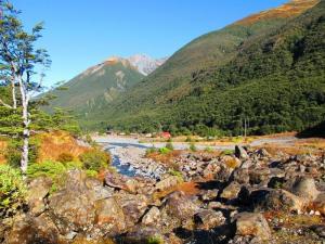 Arthur's Pass National Park