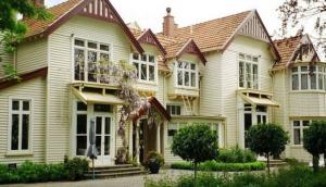 Eliza's Manor on Bealey Bed & Breakfast