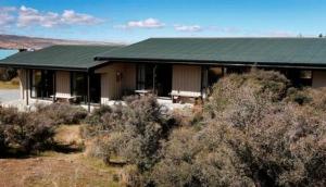 Glentanner Park Centre Mount Cook National Park