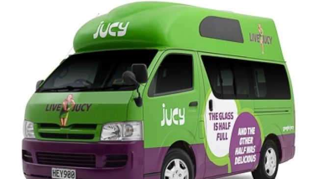 Jucy Car Relocation New Zealand