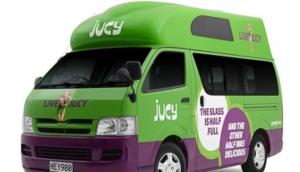 Jucy Campervan Hire Christchurch
