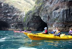 Marine Reserve Sea Kayaking