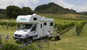 Maui Motorhome Christchurch