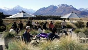 Tasman Delta Cafe