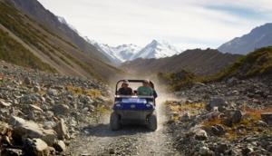 Tasman Valley 4WD and Argo Tours