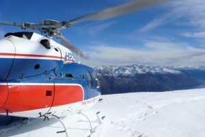 The Helicopter Line Mt Cook