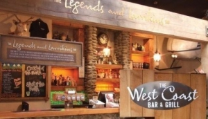 West Coast Bar and Grill?