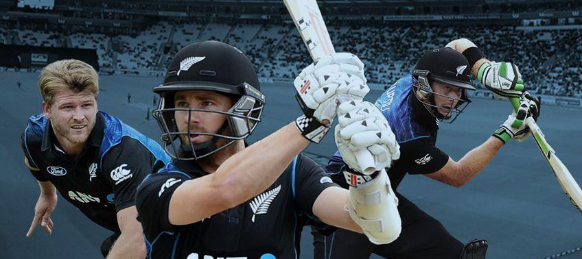 Blackcaps v Bangladesh Test Match