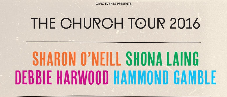 The Church Tour 2016