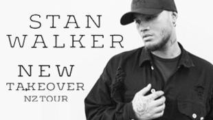 Stan Walker: New Takeover Tour