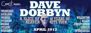 Dave Dobbyn - 40 Years of Hits Tour