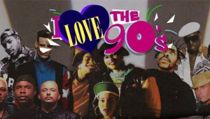 I Love the 90's Tour 2017