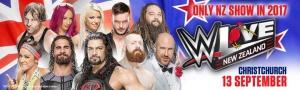 WWE Live New Zealand 2017