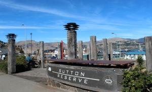 Sutton Reserve, Lyttelton