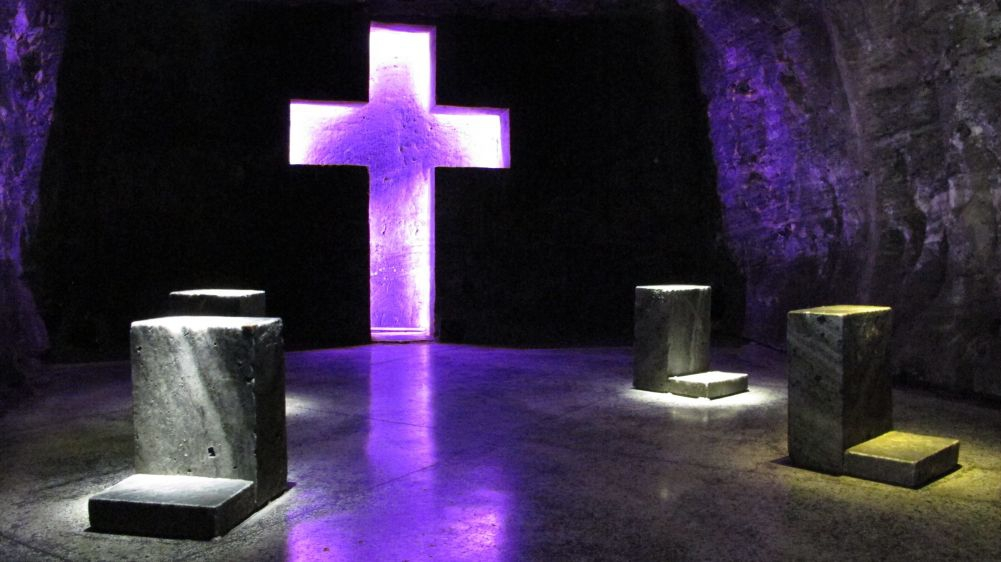 Journey to Golgotha undertaken by Jesus Christ - Photo by Luis Gomez