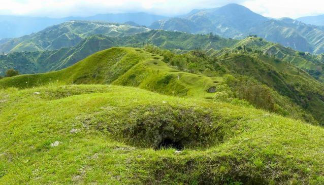Tierradentro Archaeological Park