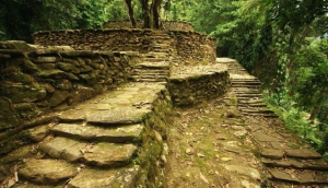 The Archaeological Park of the Lost City