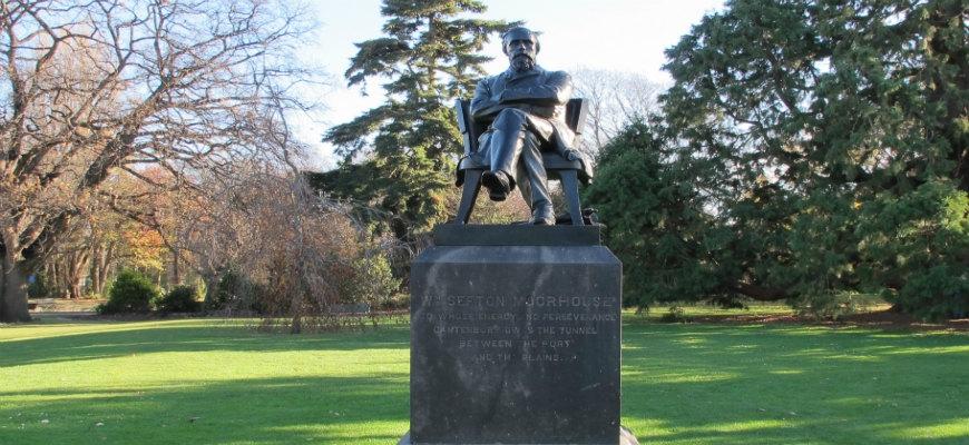 Christchurch History