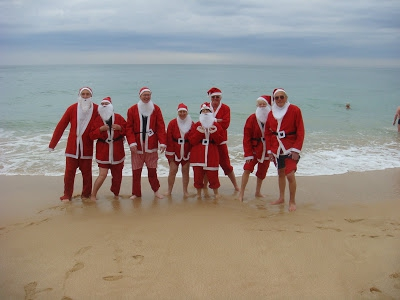 Christmas and New Year in Algarve