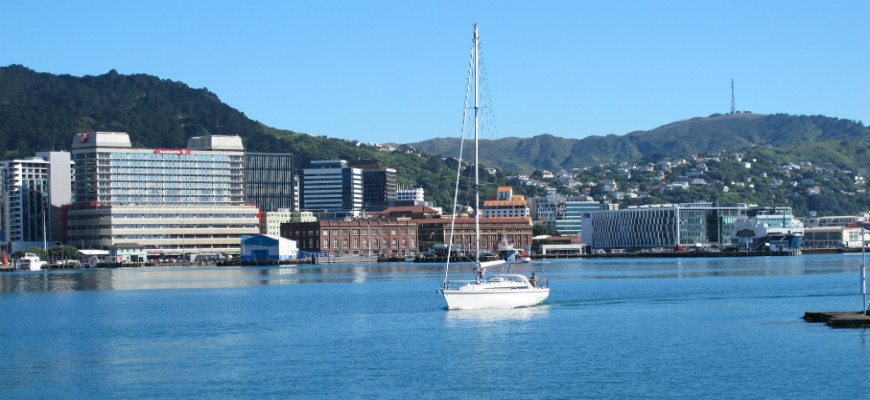 Embassies in Wellington