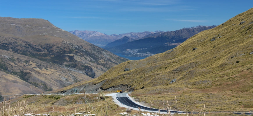 Getting To Queenstown
