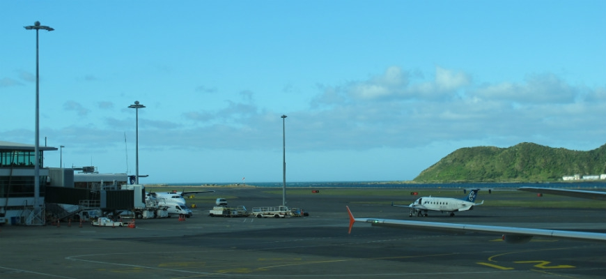 Getting To Wellington