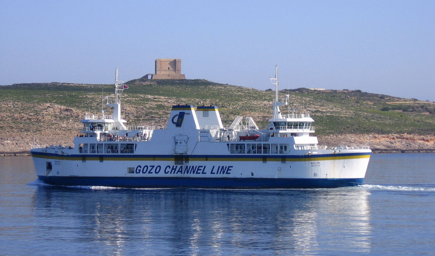 Gozo Channel Ferry Timetable