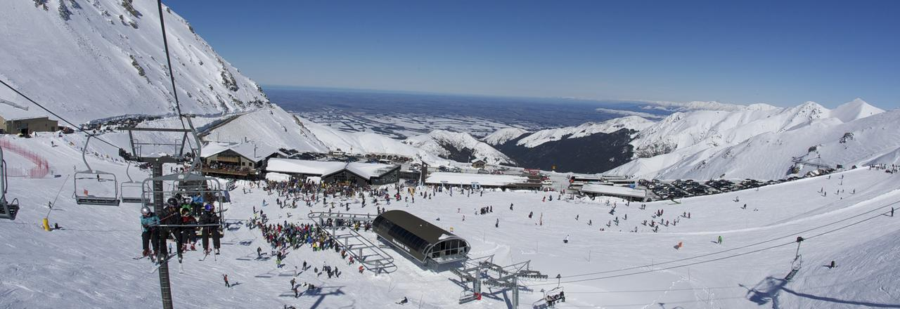 Guide To Christchurch Skiing