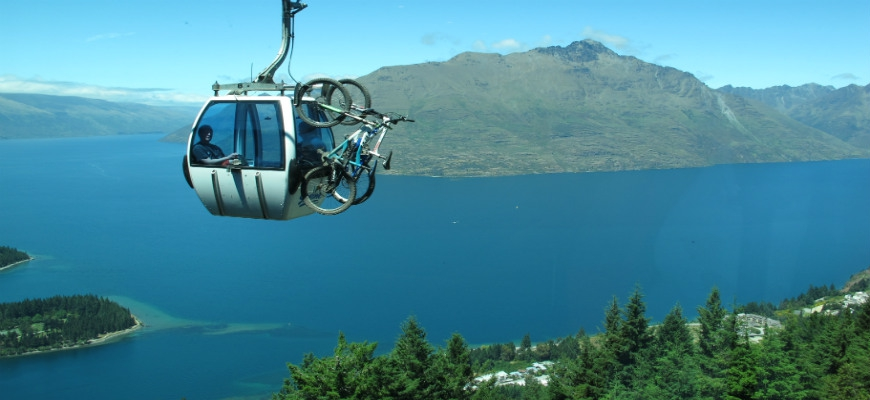 Guide to Queenstown Mountain Biking