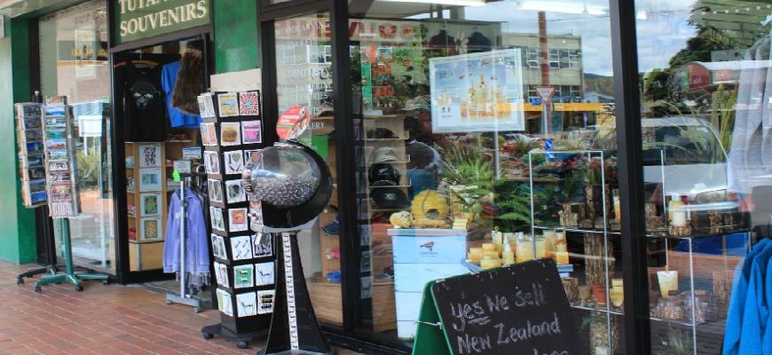 Guide To Rotorua Shopping