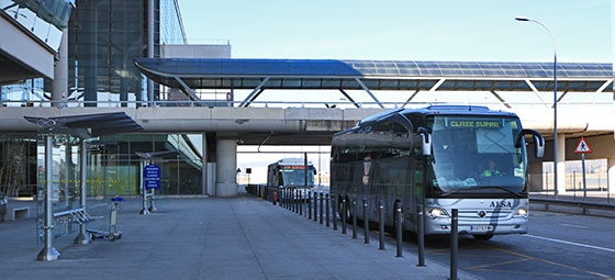 Malaga Airport to Marbella Bus timetable
