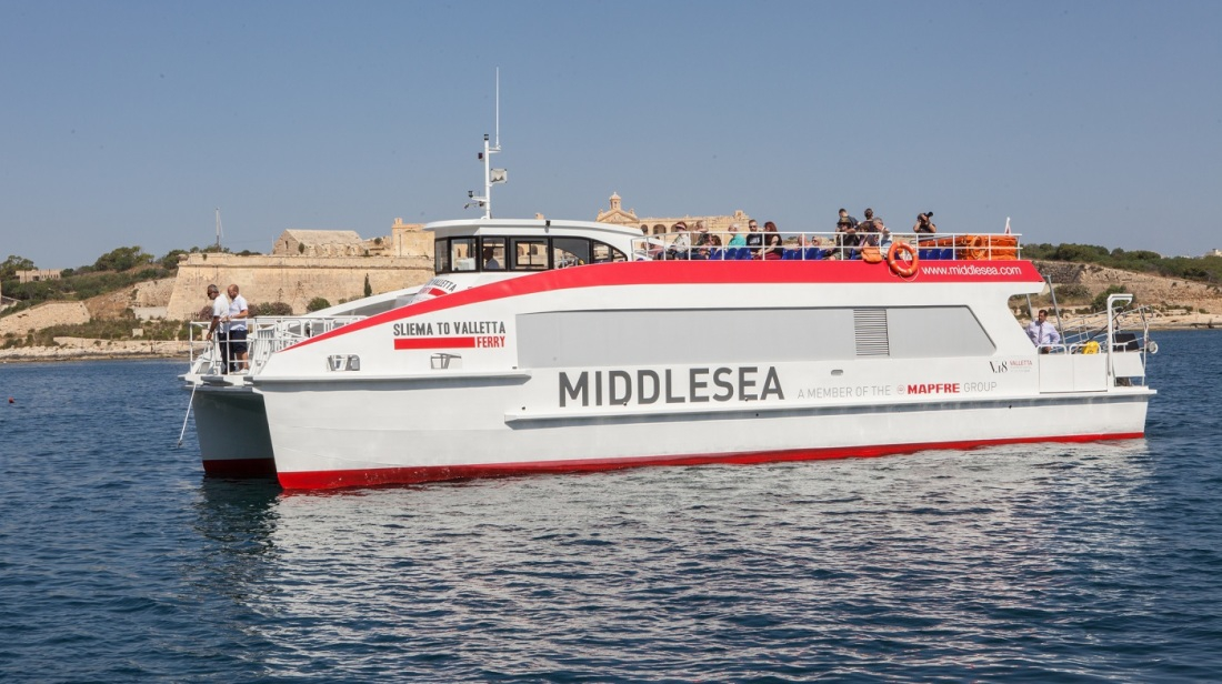 Malta Taxi and Ferry Information