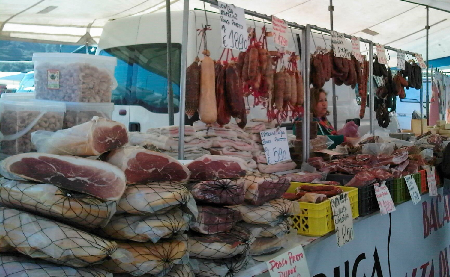 Markets on the Algarve