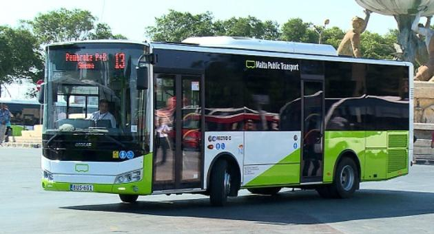 Public Transport in Malta