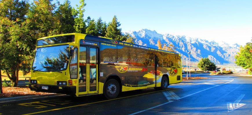 Queenstown Buses