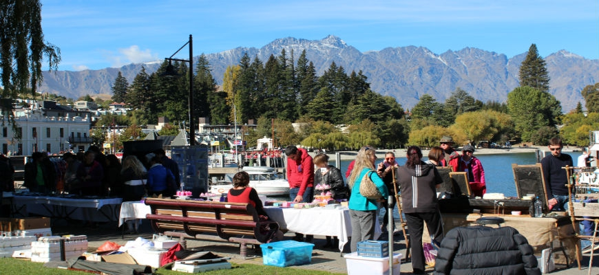 Queenstown Weekly Markets