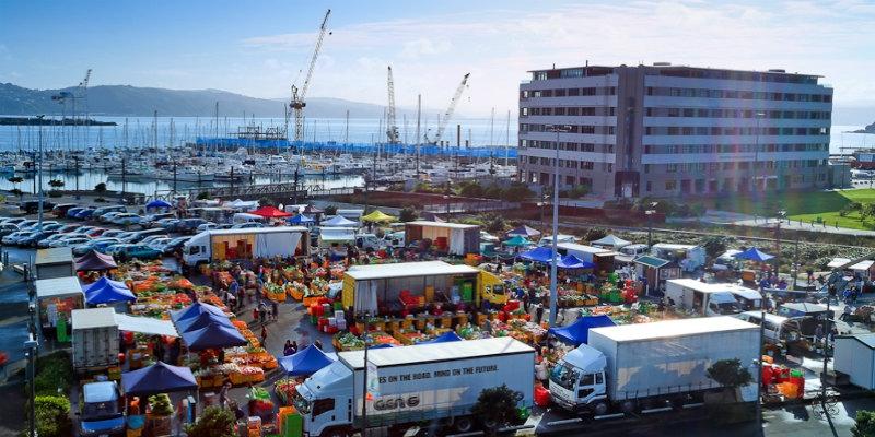 Wellington Weekly Markets