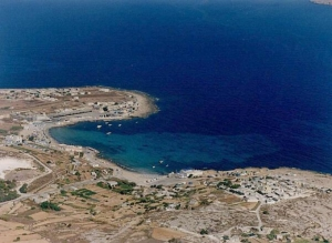 Armier Bay and Little Armier