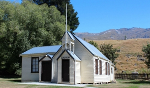 Cardrona Church
