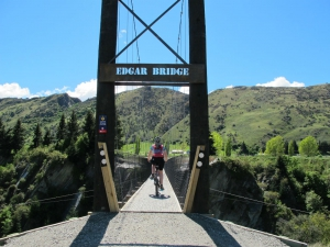 Queenstown Bike Trail - Gibbston