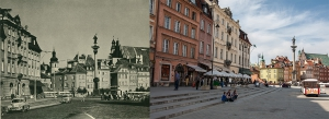 History of Warsaw